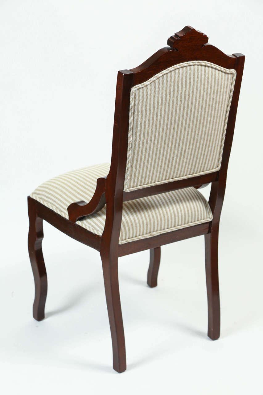 Vintage Eastlake Side Chair For Sale At 1stdibs