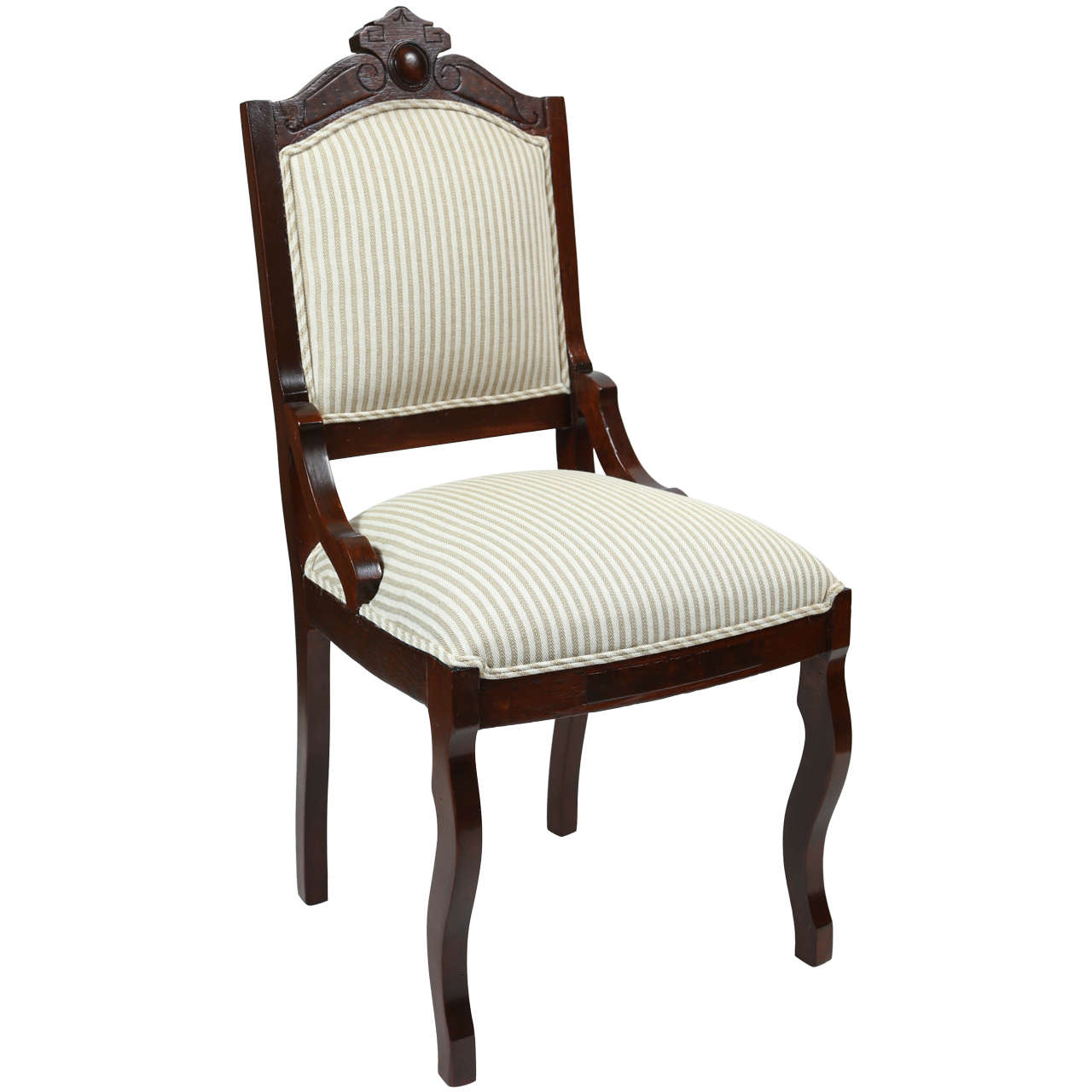 Vintage Eastlake Side Chair At 1stdibs