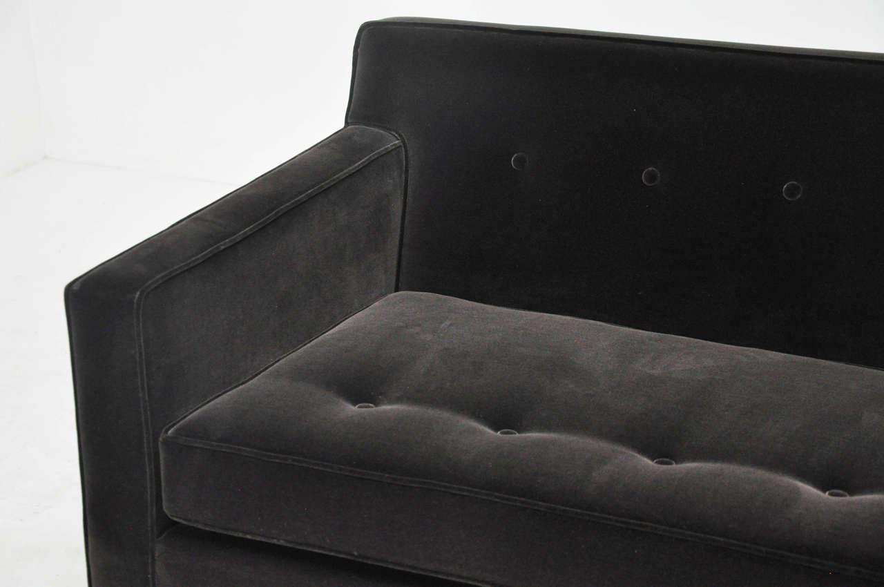 American Dunbar Bracket-Back Sofa by Edward Wormley For Sale