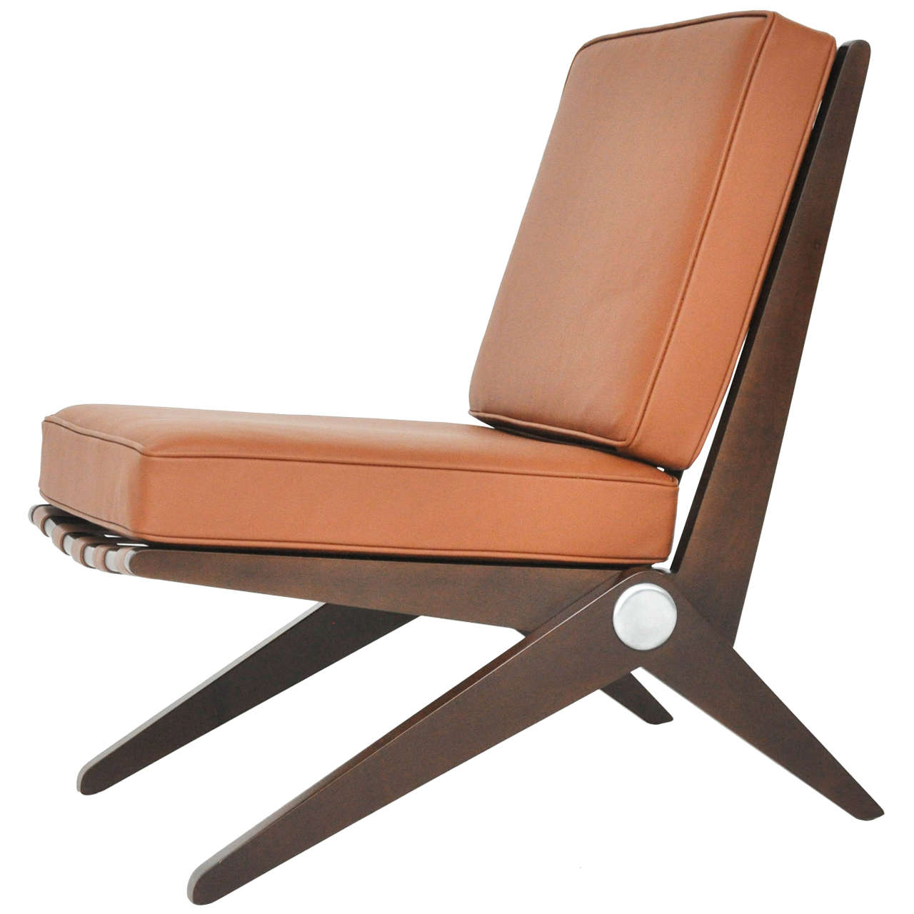 Pierre Jeanneret Scissor Chair at 1stdibs – Pierre Chair