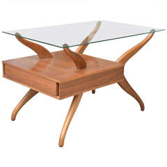 Kagan Style Side Tables