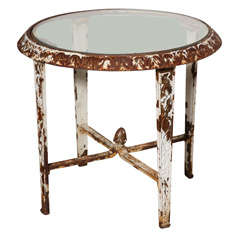 Early 20th Century Conservatory Table