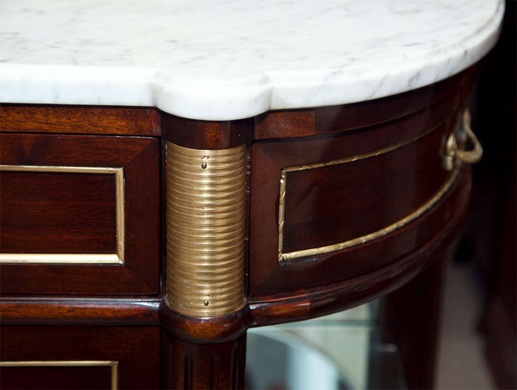 French Directoire Style Server by Maison Jansen For Sale 1