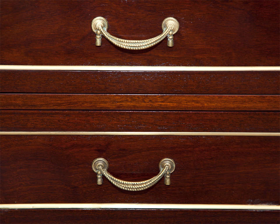 French Directoire Style Server by Maison Jansen For Sale 3