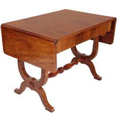 19th Century Folding Leaf Desk