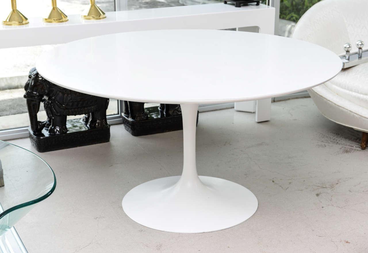 Vintage Knoll- Saarinen Dining Table 2