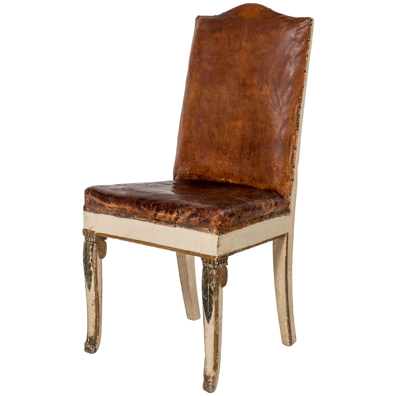 Rare Empire Desk Chair At 1stdibs