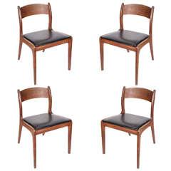 Mid Century Modern Slipper Chair With Zebra Stripes At 1stdibs
