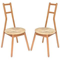 Vico Magistretti Chairs