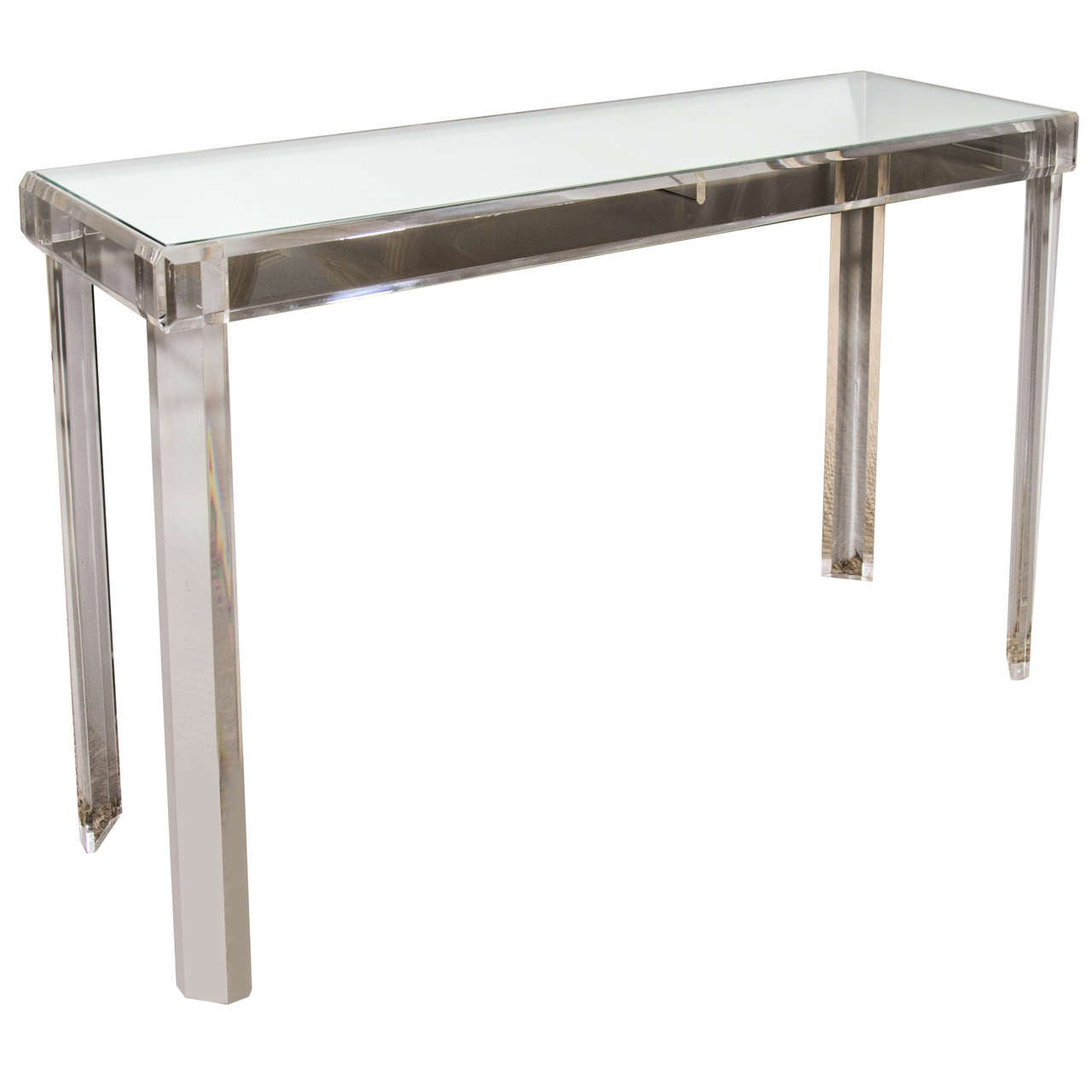 for Perspex furniture