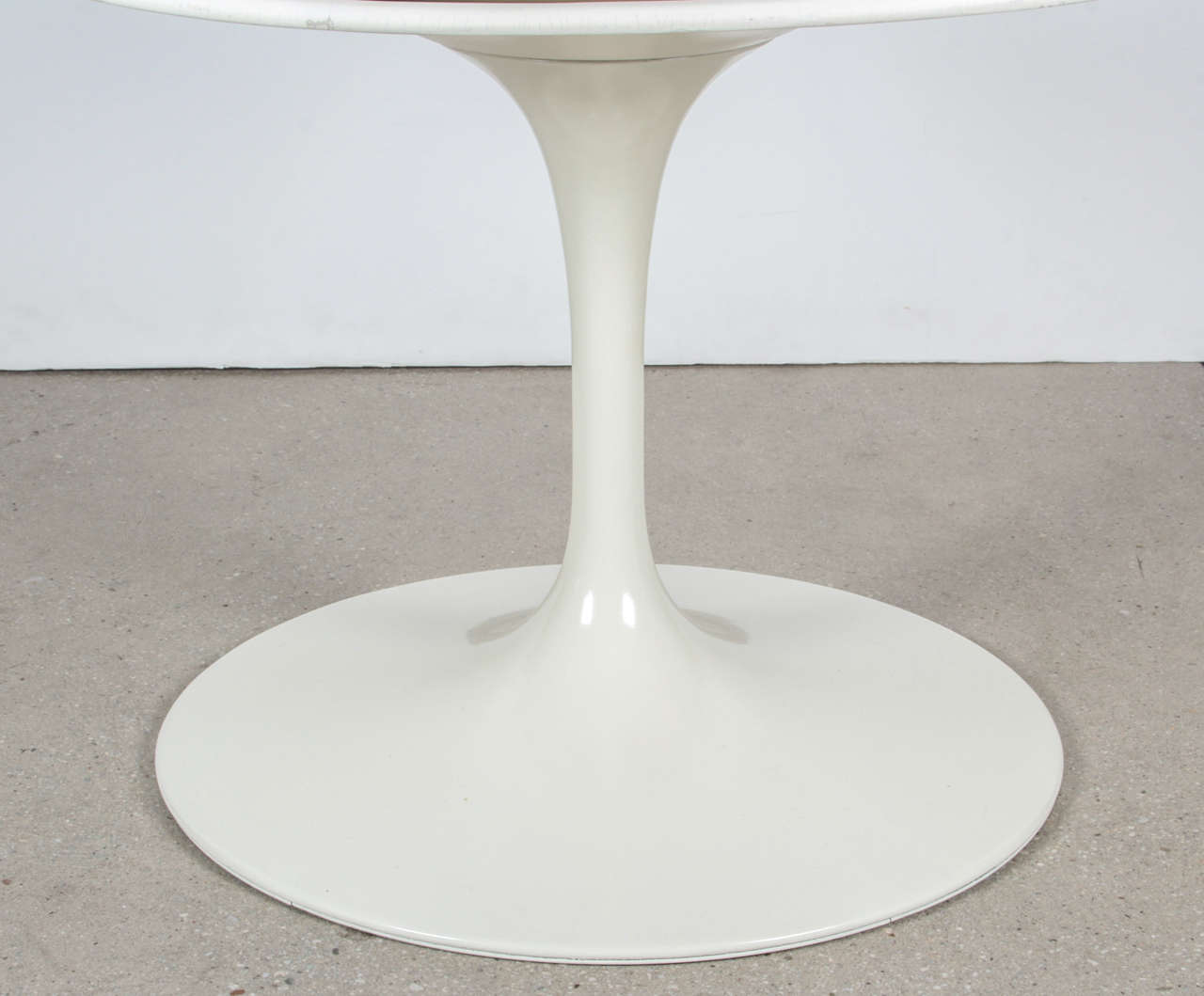 Vintage Tulip Chair By Saarinen For Knoll International For Sale At 1stdibs