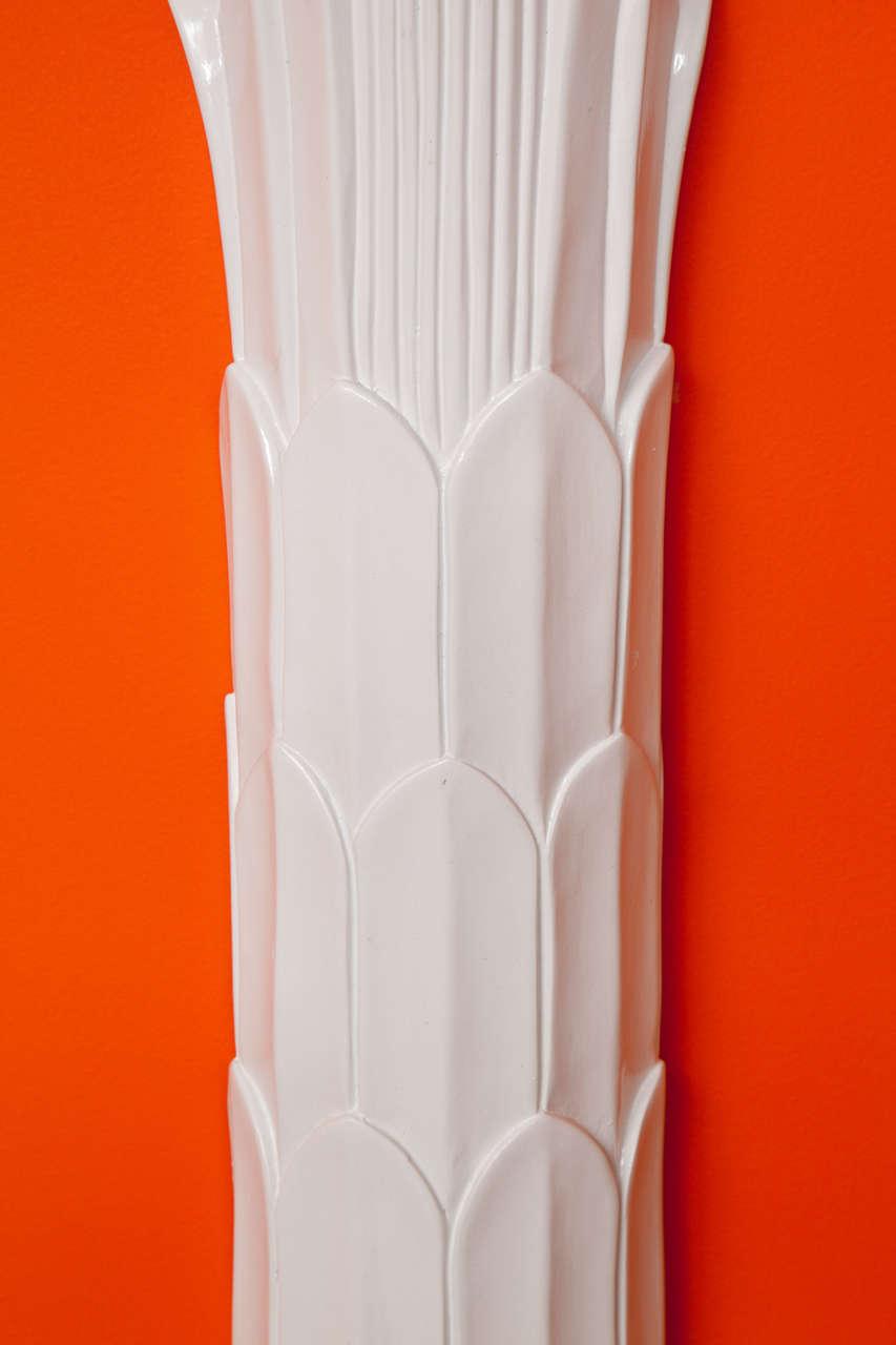 Wall Sculpture, Palm Tree Floor Lamp 3