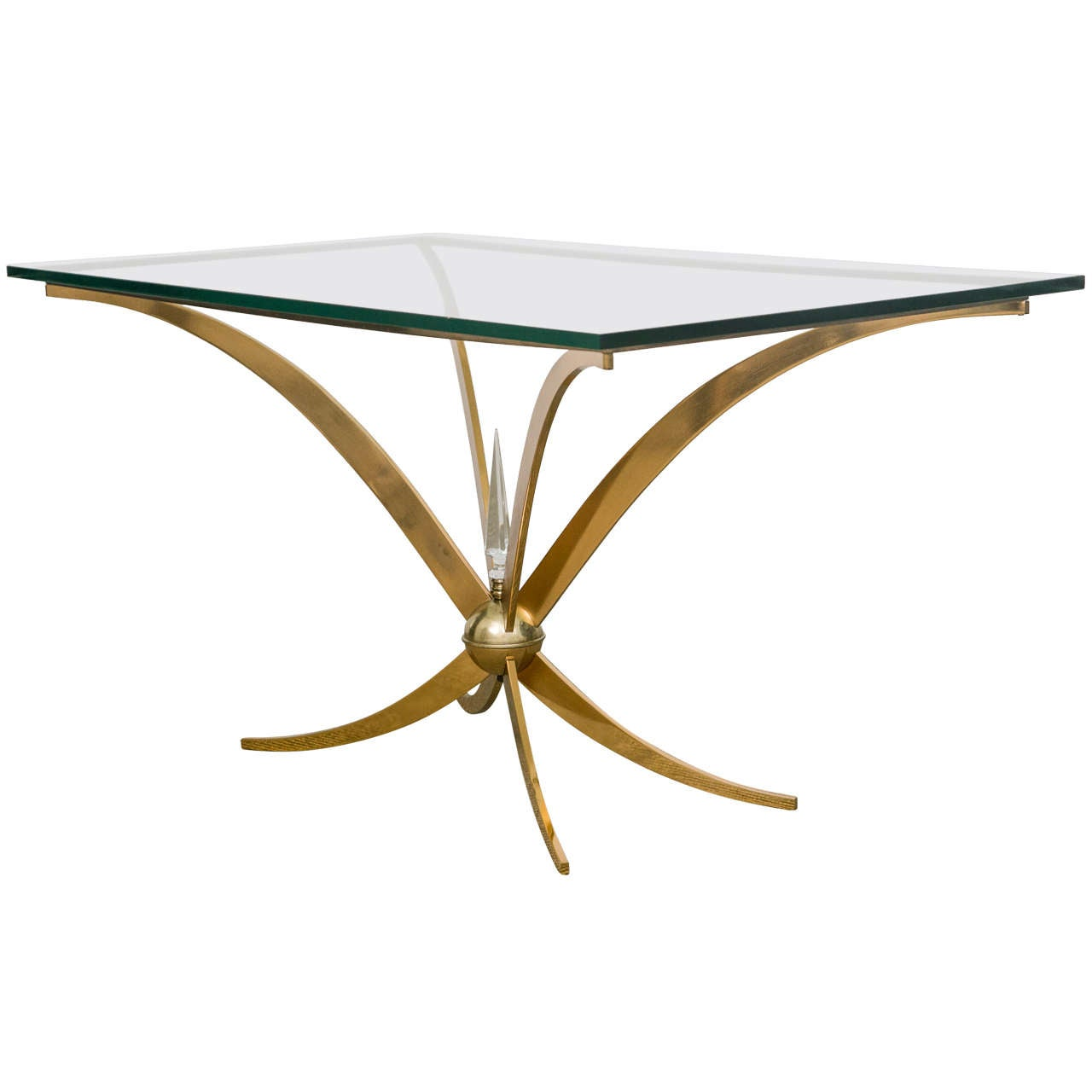 Unusual Italian Bronze Table For Sale