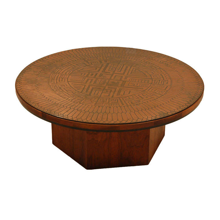 Metropolitan Group Coffee Table At 1stdibs
