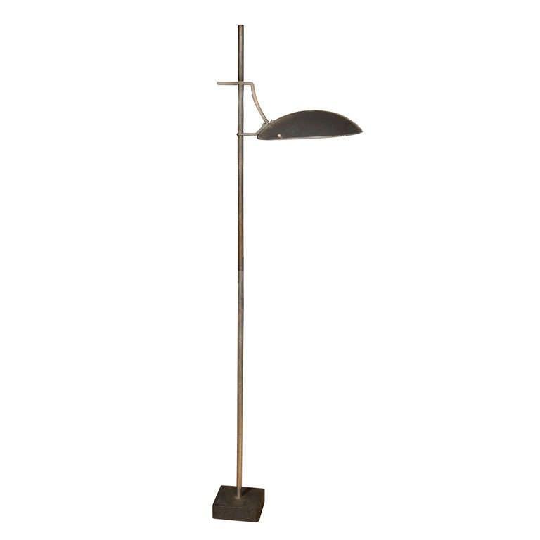 1962 Gino Sarfatti for Arteluce Floor Lamp, model 1089