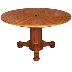 Jules Leleu, Extension Center Table, France, C. 1952