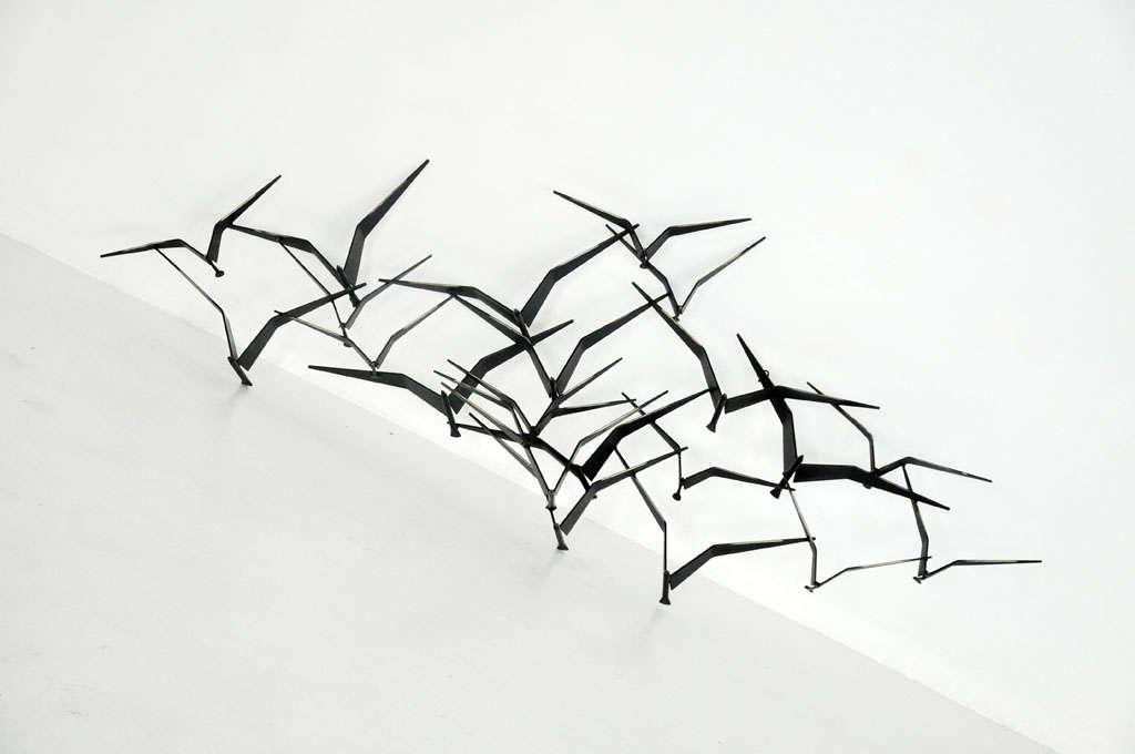 Birds in Flight - Curtis Jere 1968 2