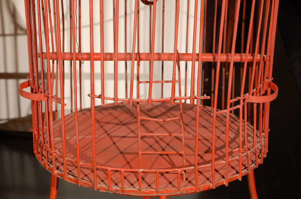 Tony Duquette Floor Bird Cage image 6