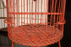 Tony Duquette Floor Bird Cage thumbnail 6