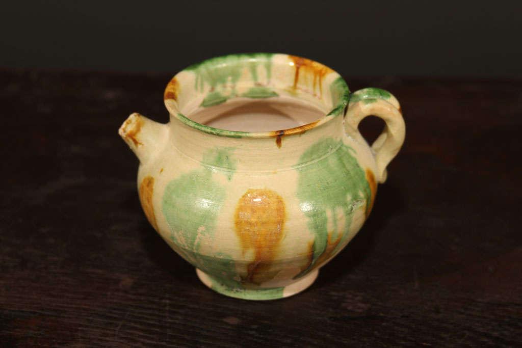 Tang Dynasty Pottery Chinese Sancai Glazed ...