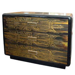 Mastercraft three drawer chest
