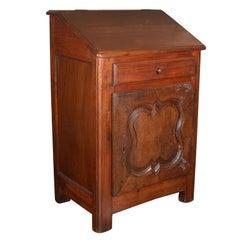 Mid 19th Century Walnut Desk