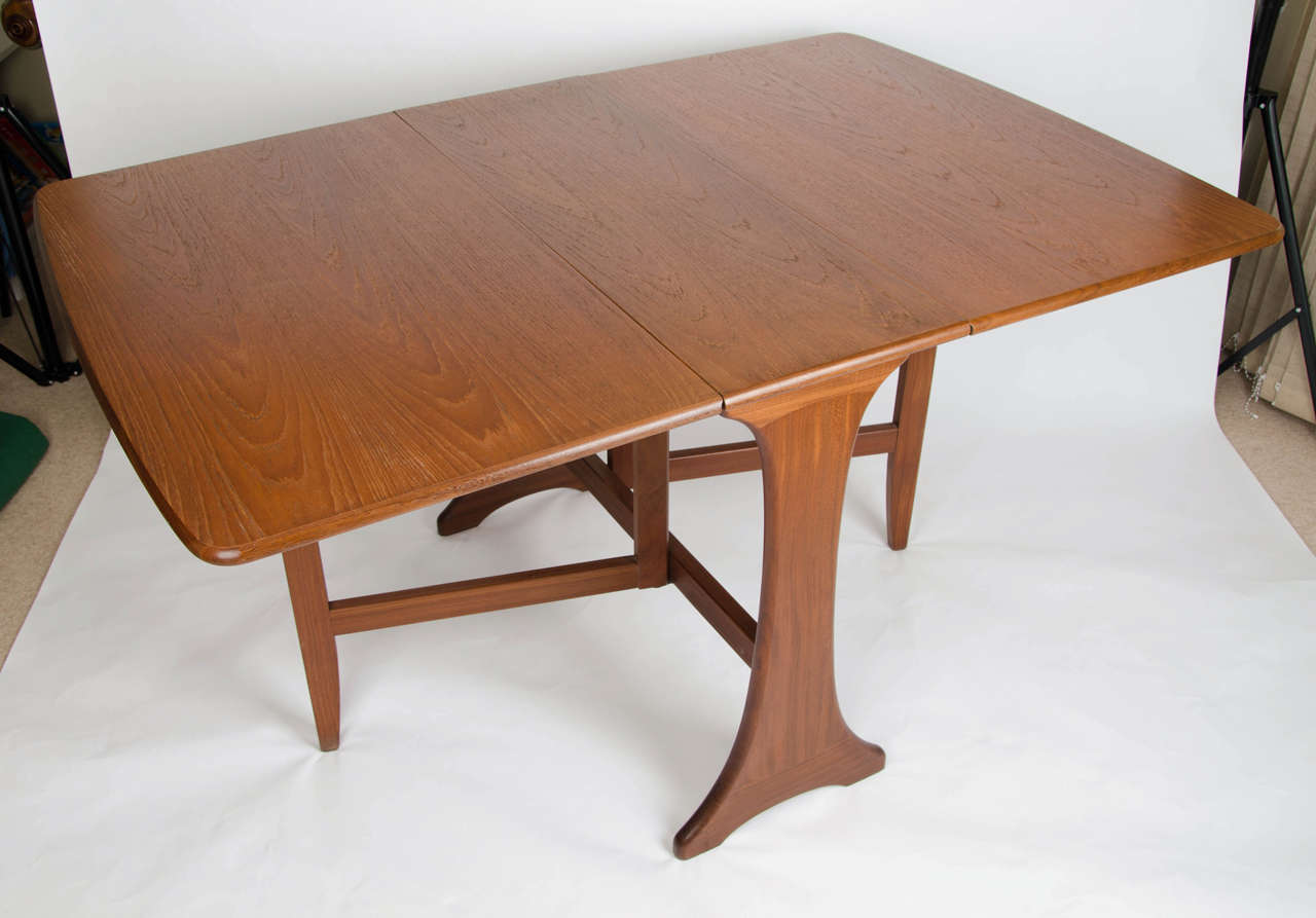 This Is An Original Drop Leaf Dining Table By G Plan England