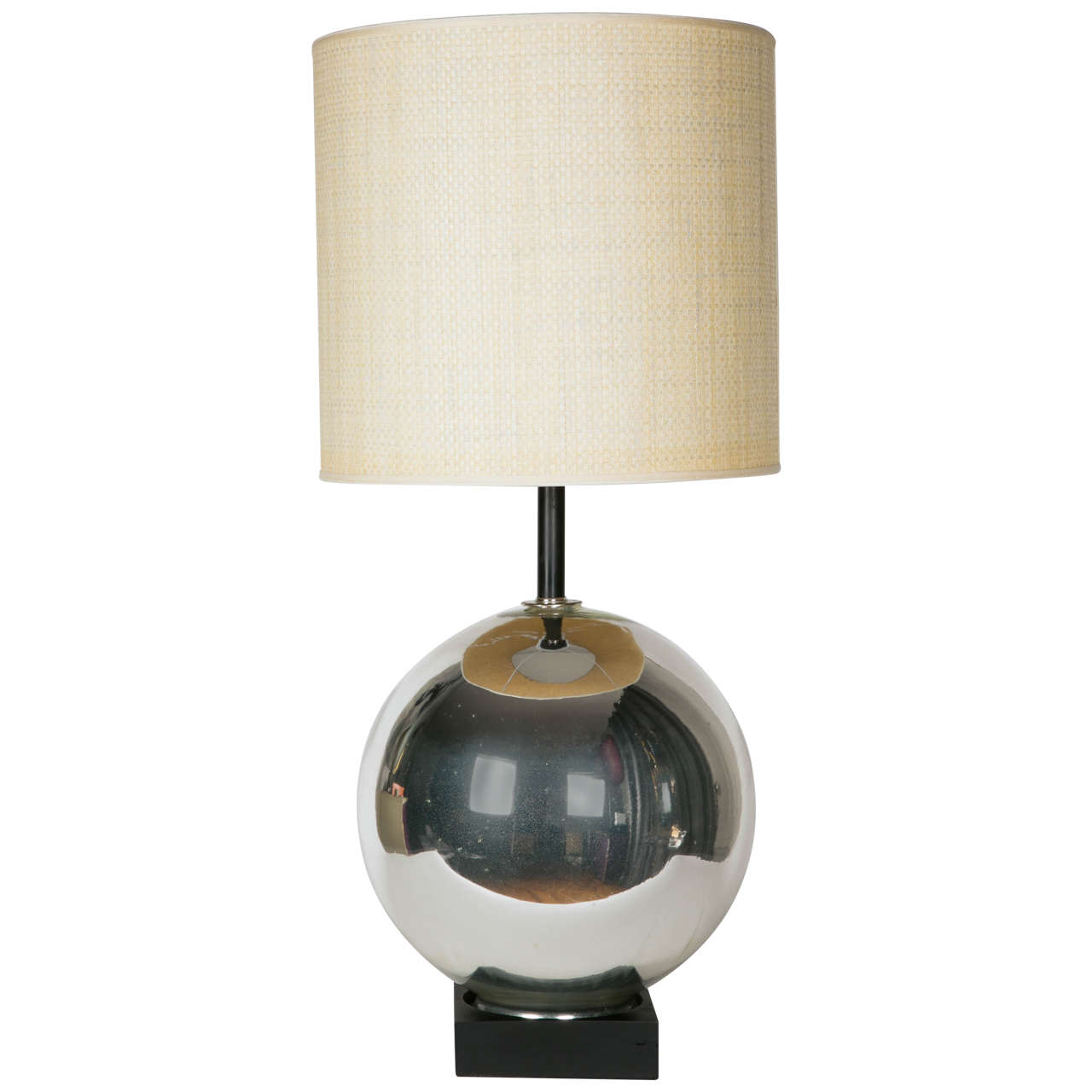 this 1930s mercury glass table lamp is no longer available. Black Bedroom Furniture Sets. Home Design Ideas