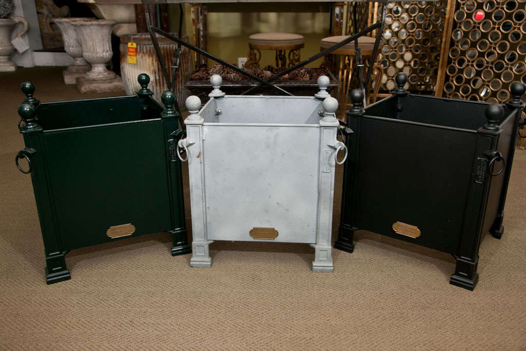 Versaille Planter Boxes For Sale At 1stdibs