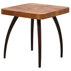 Jindrich Halabala Side Table