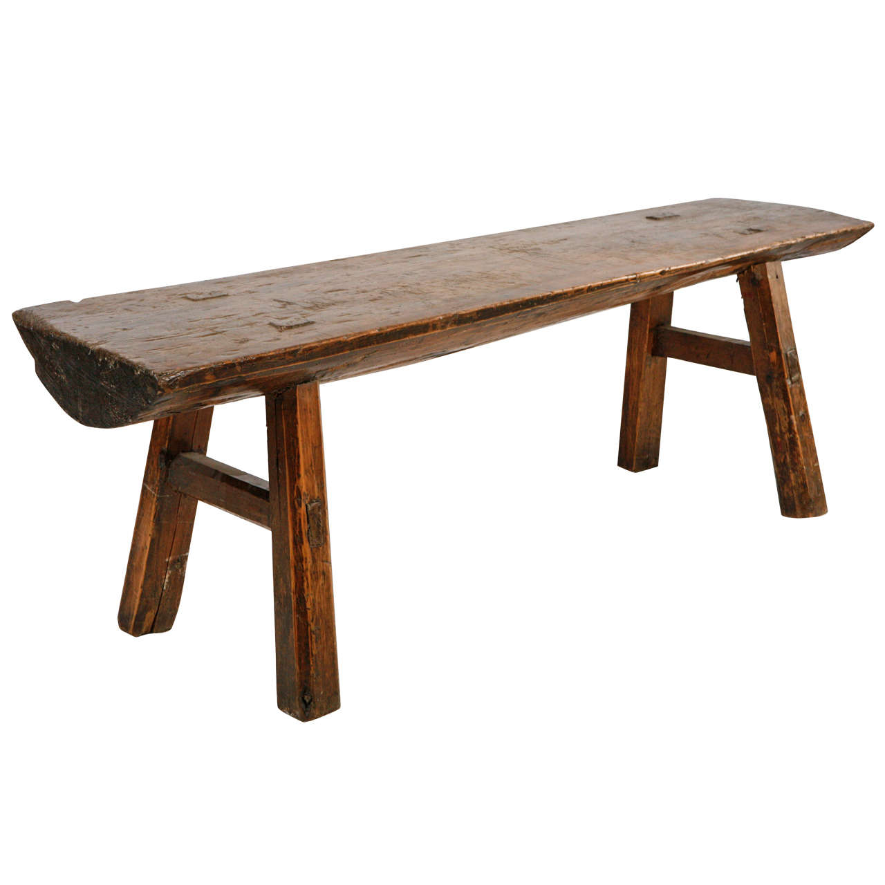 early 20th century primitive rustic bench at 1stdibs