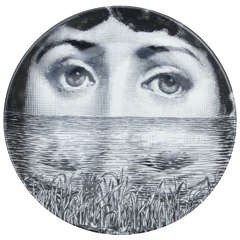 Plate 89 from the 'Tema E Variazioni' Series by Piero Fornasetti