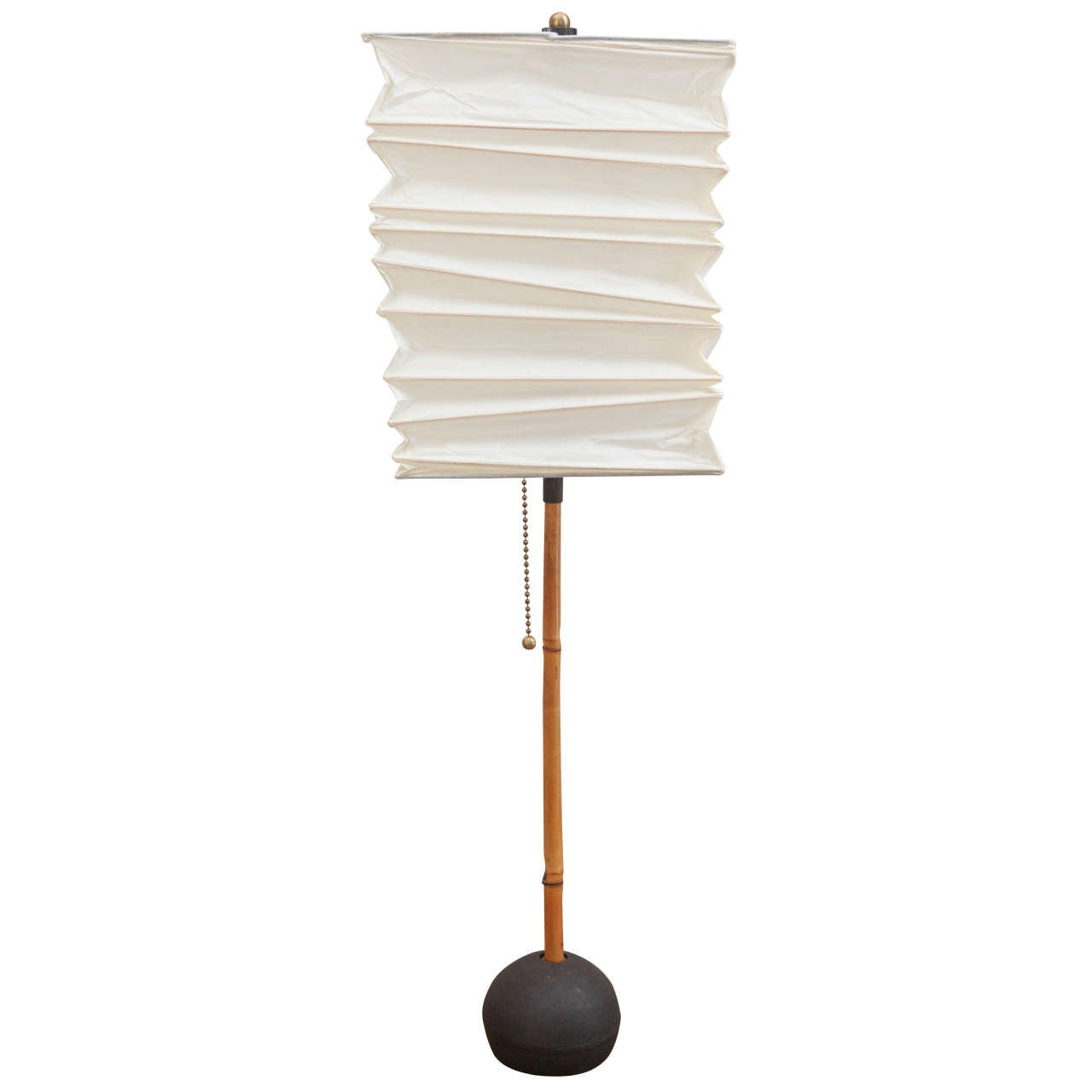 Vintage Isamu Noguchi Table Lamp at 1stdibs