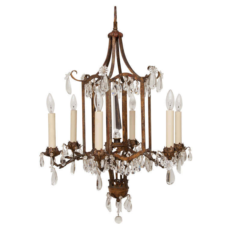 Asian style chandeliers
