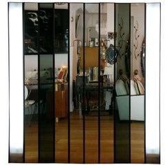 Rare Set of Ten Elco Mirrors