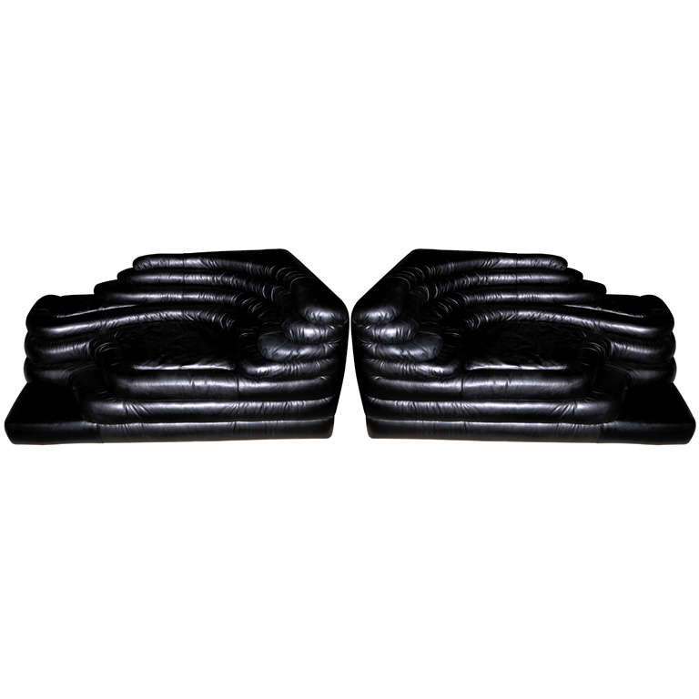 Two 1970s Terrazza Sofas Edited By De Sede At 1stdibs
