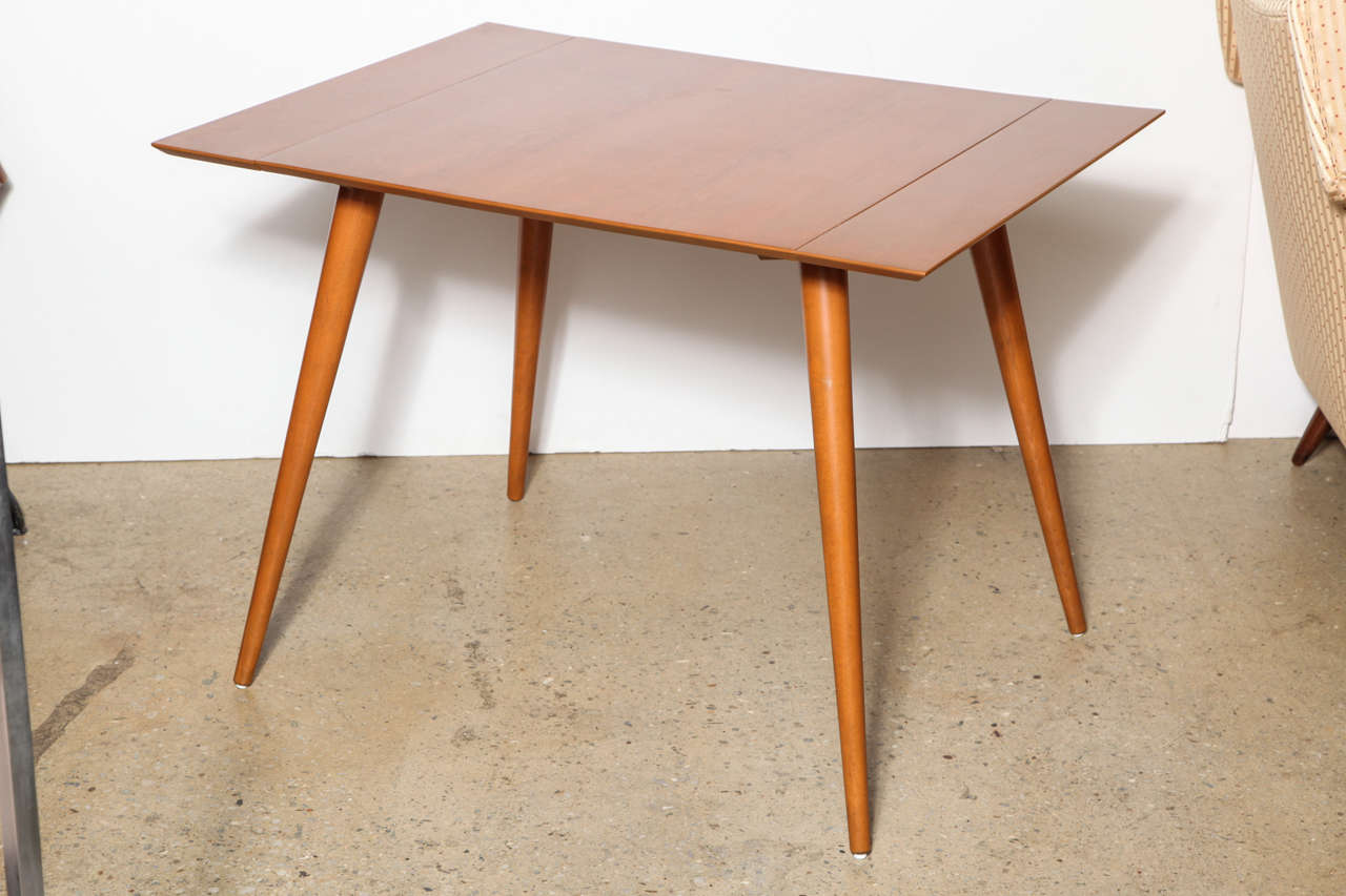 Paul McCobb small Dining Table at 1stdibs