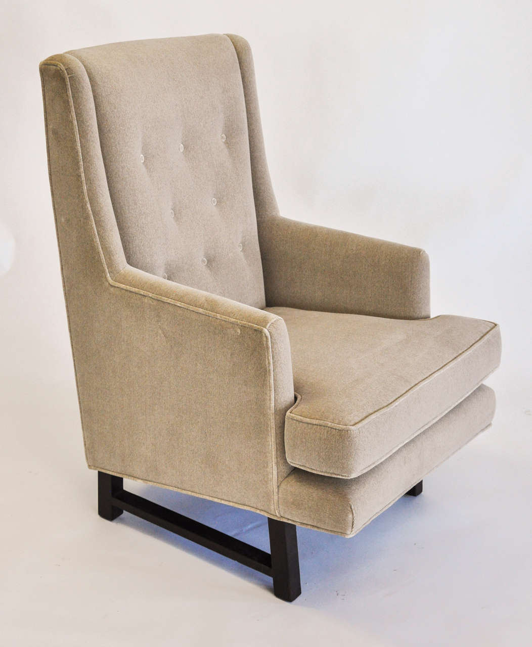 Edward Wormley for Dunbar lounge or desk chair,