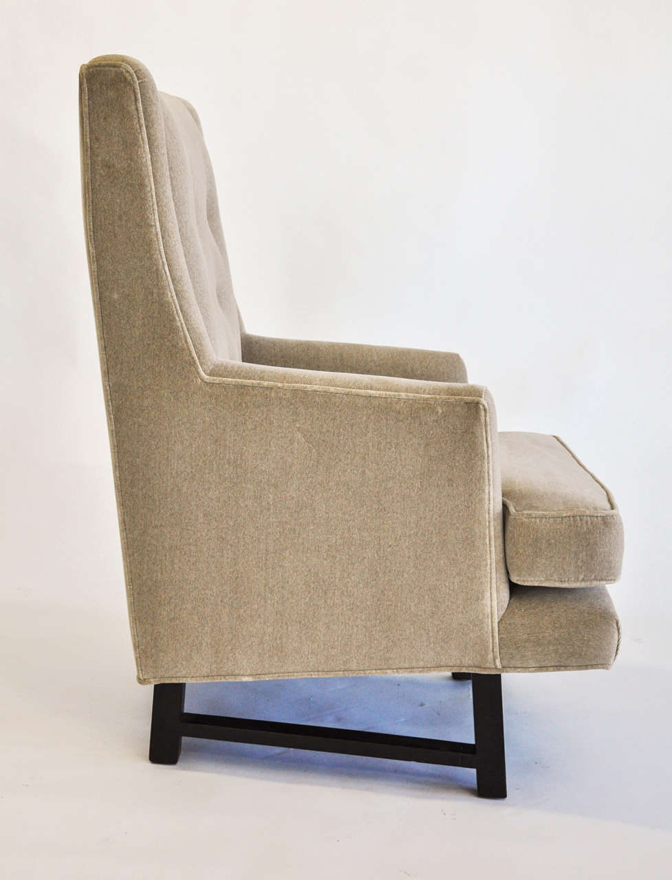 Foam Armchair Designed by Edward Wormley for Dunbar For Sale
