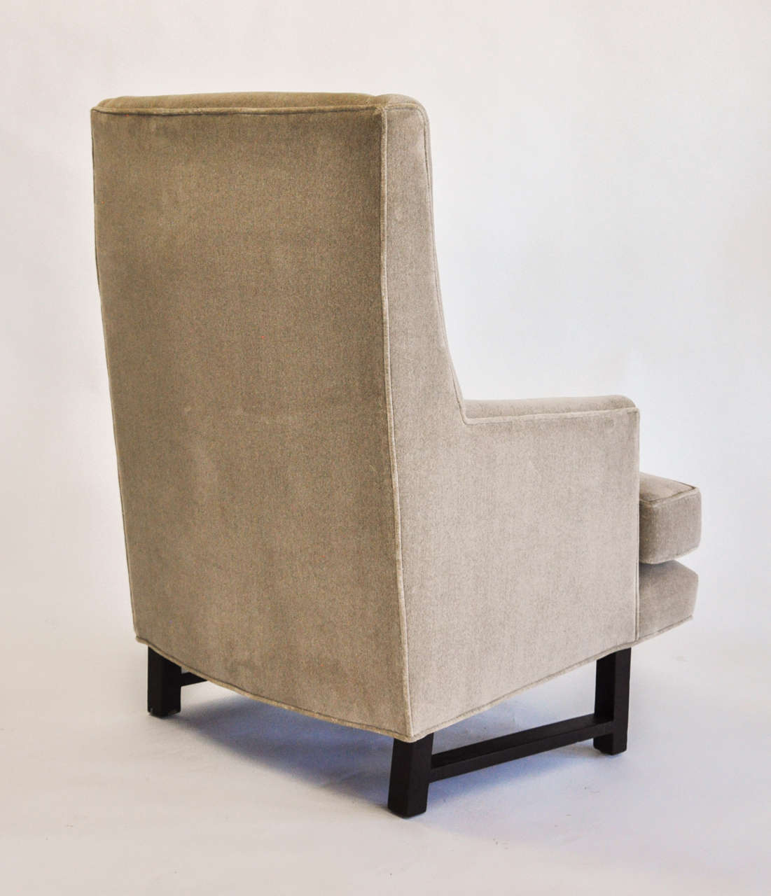 Armchair Designed by Edward Wormley for Dunbar For Sale 1