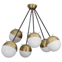 Stilnovo Multi-Light Chandelier