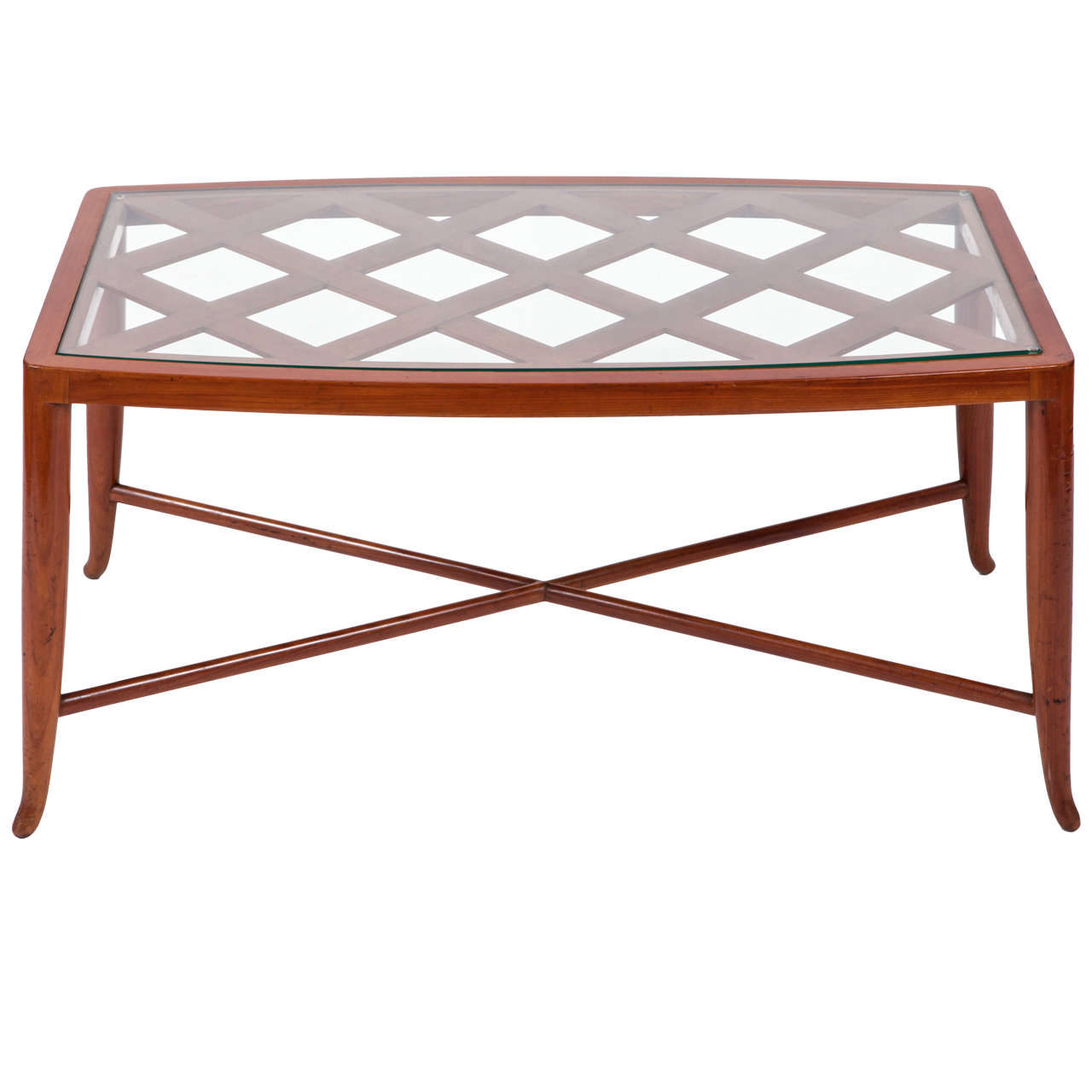 Rare Paolo Buffa Coffee Table