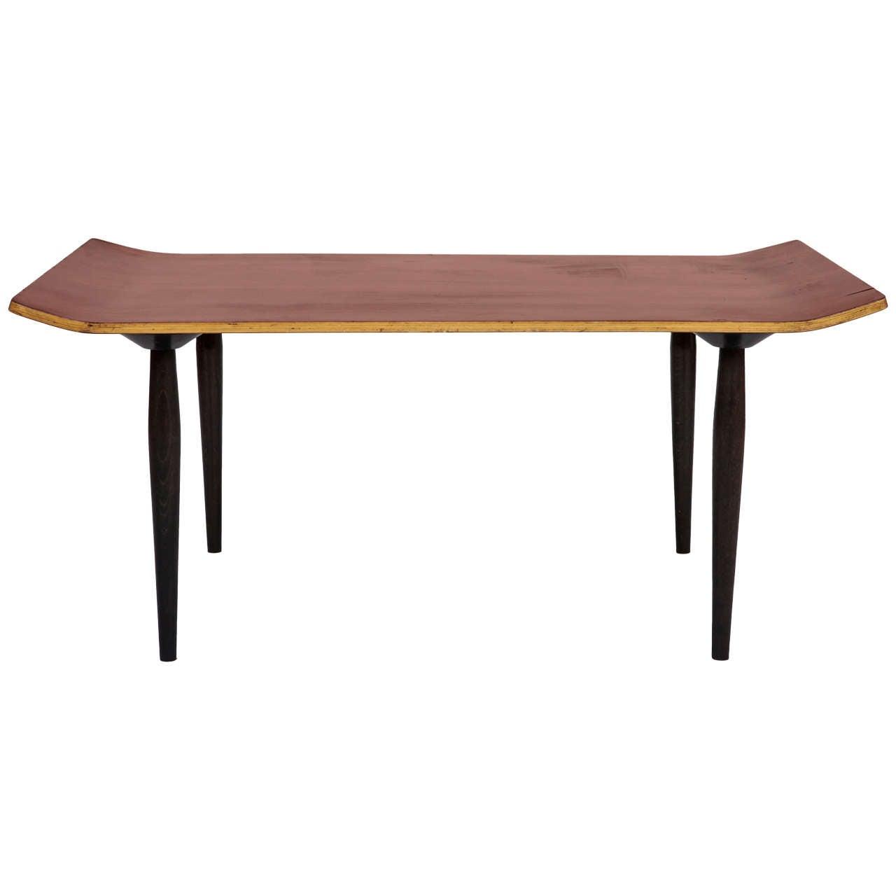 Osvaldo Borsani  T47 Coffee Table 1955