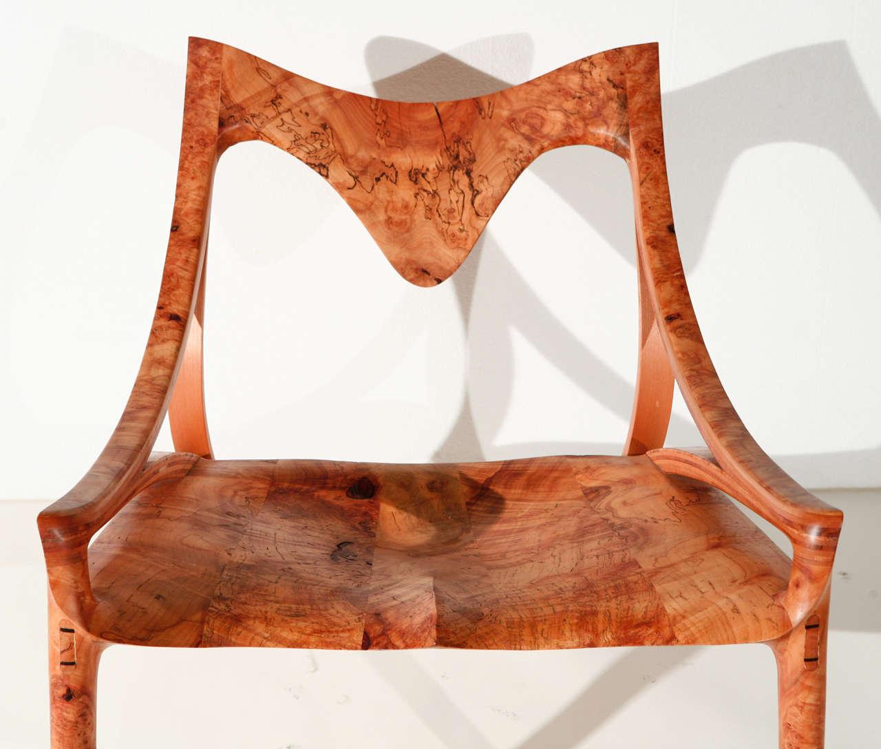American Michael Wilson 'Harley' Chair