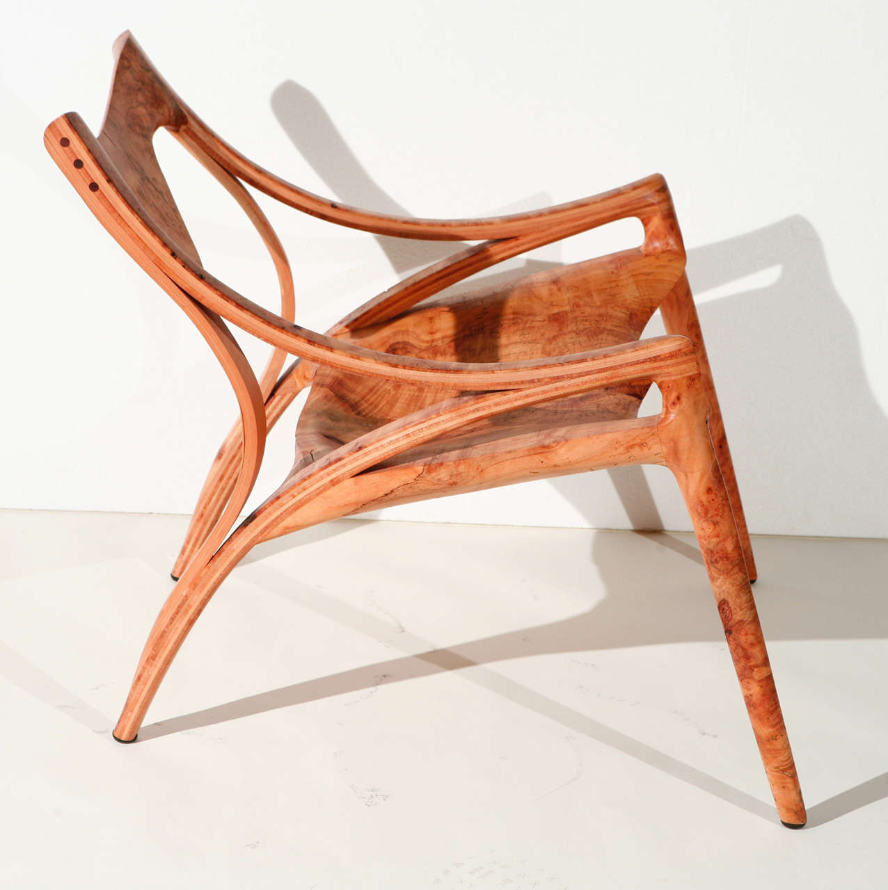 Contemporary Michael Wilson 'Harley' Chair