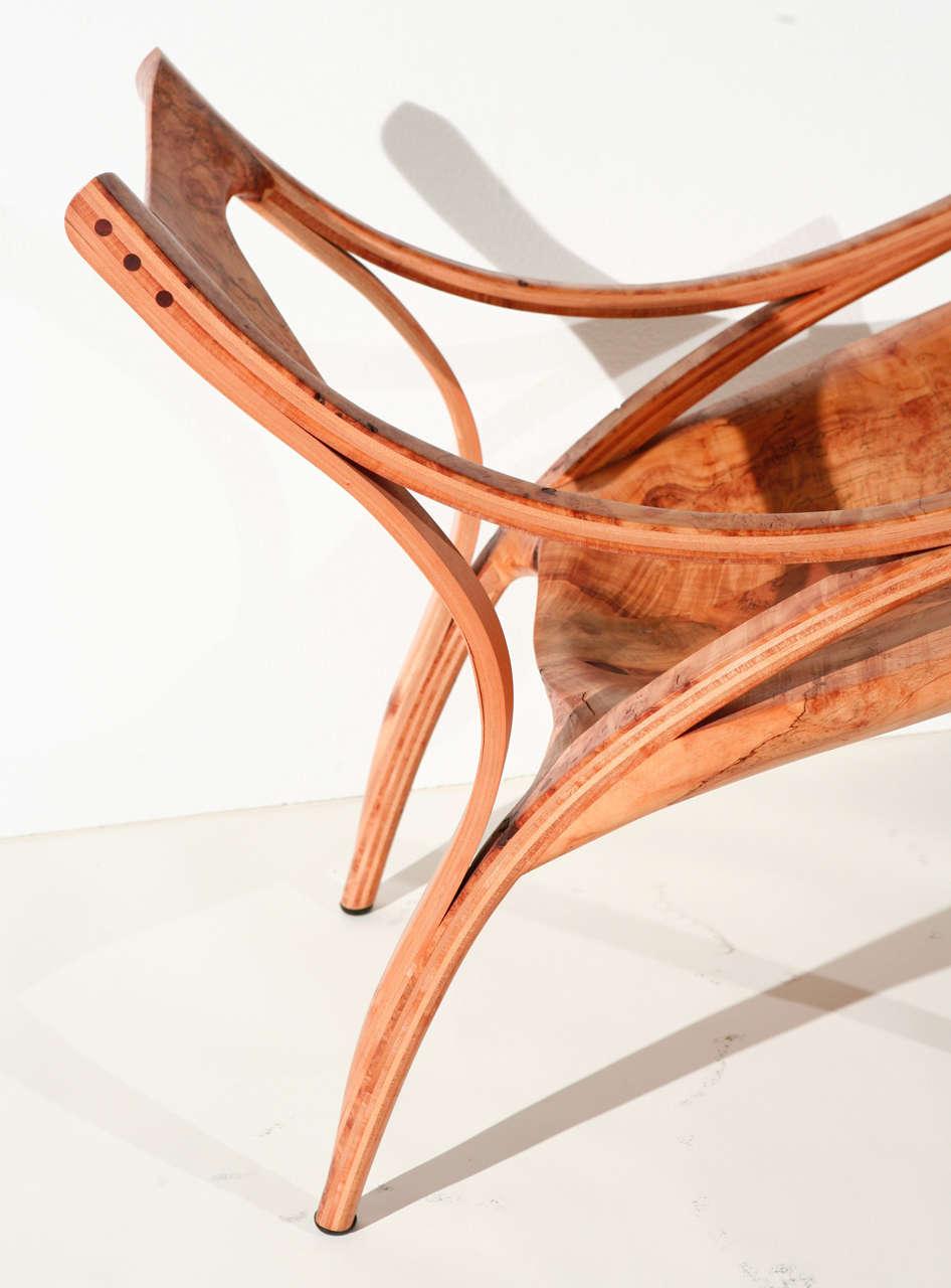 Michael Wilson 'Harley' Chair 1