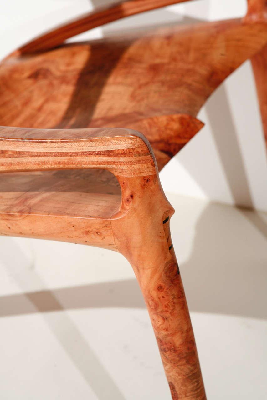 Michael Wilson 'Harley' Chair 2