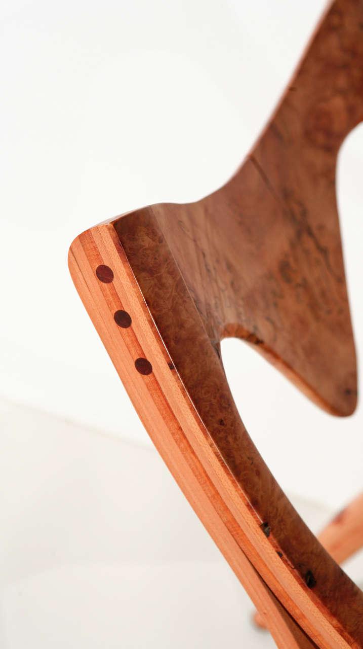 Michael Wilson 'Harley' Chair 3
