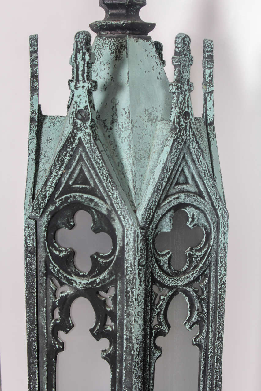 Bronze Gothic Lamps 5