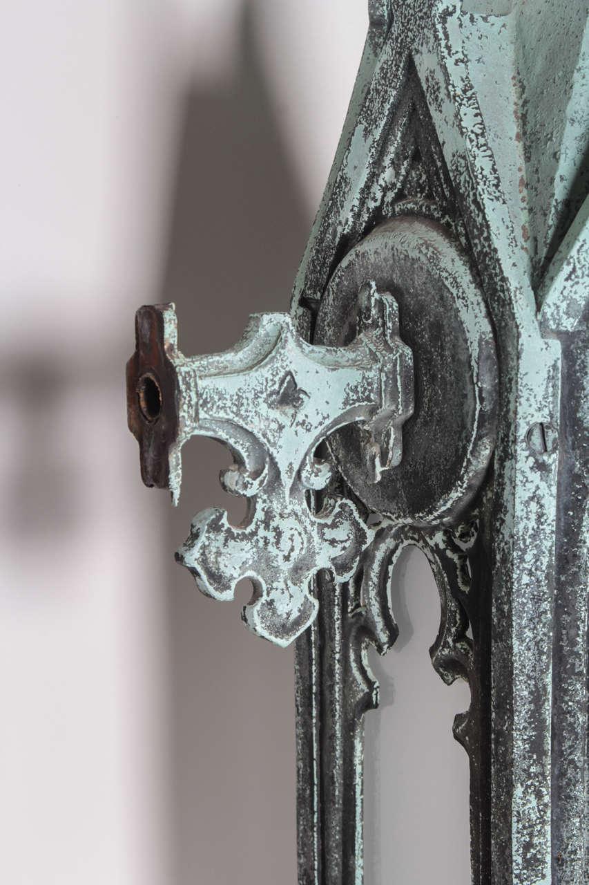 Bronze Gothic Lamps 6